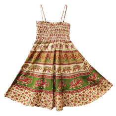 Napthal Tube Dress - The Hippie House