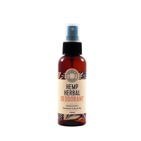 Herbal Dream - Aluminum Free Hemp Deodorant - The Hippie House