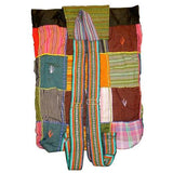 Nepal Backpack - Patchwork Quilt - The Hippie House