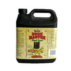 Nulife Bush Master Bloom - 4L - Soil Nutrient - The Hippie House