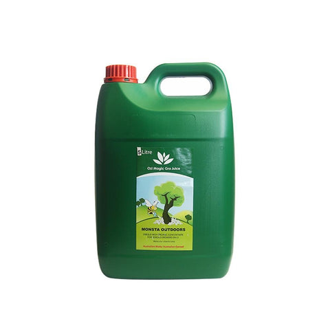 Ozi Magic Monsta Outdoors - 5 Litre - The Hippie House