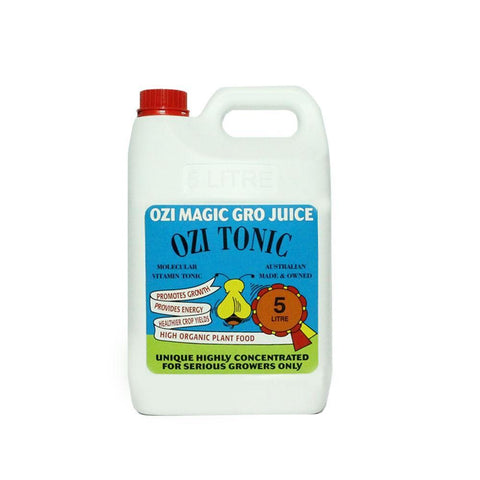 Ozi Magic Ozi Tonic - 5 Litre - The Hippie House