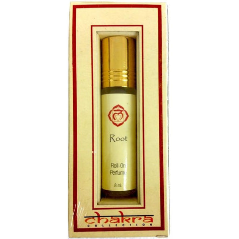 Root Chakra Perfumed Oil - The Hippie House