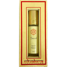 Sacral Chakra Perfumed Oil - The Hippie House