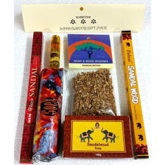 Sandalwood Gift Pack - The Hippie House