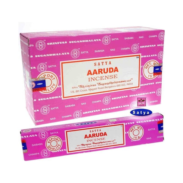 Satya Aaruda Incense Sticks - 180 Grams - The Hippie House