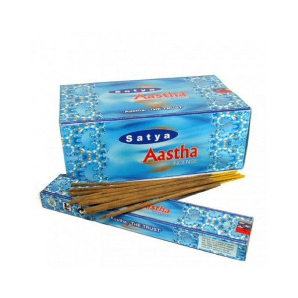 Satya Aastha Incense Sticks - 180 Grams - The Hippie House