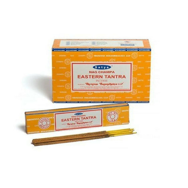 Satya Eastern Tantra Incense Sticks - 180 Grams - The Hippie House