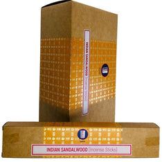Satya Indian Sandalwood Incense Sticks - 180 Grams - The Hippie House