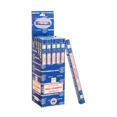 Satya Nag Champa Incense Sticks - 250 Grams - The Hippie House