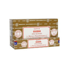 Satya Oodh Incense Sticks - 180 Grams - The Hippie House