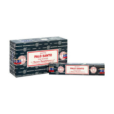 Satya Palo Santo Incense Sticks - 180 Grams - The Hippie House