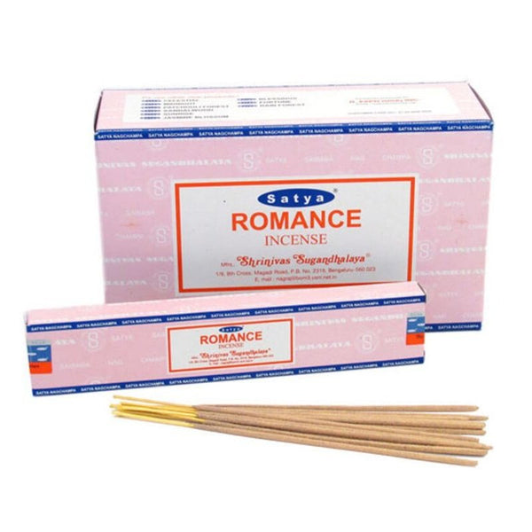 Satya Romance Incense Sticks - 180 Grams - The Hippie House
