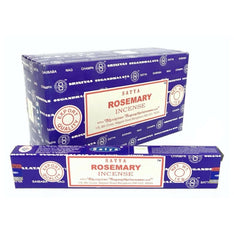 Satya Rosemary Incense Sticks - 180 Grams - The Hippie House