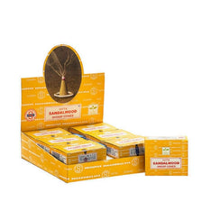 Satya Sandalwood Incense Cones - The Hippie House