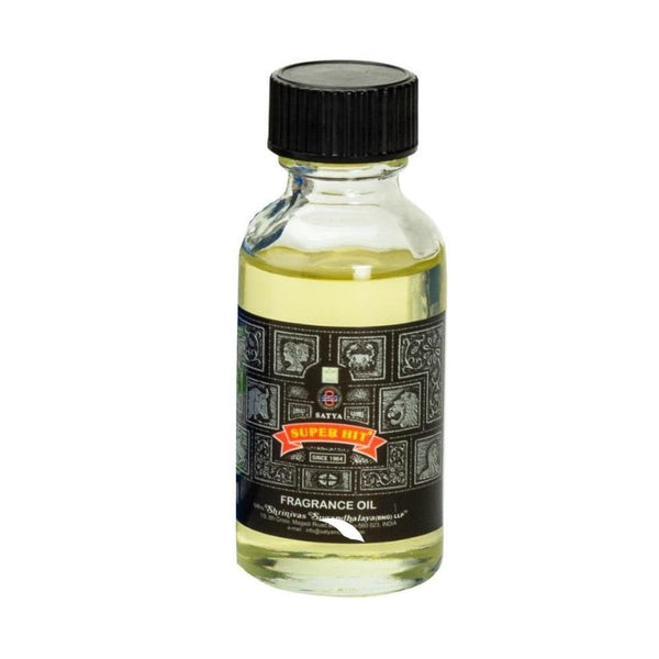 Satya Super Hit Fragrance Oil - The Hippie House