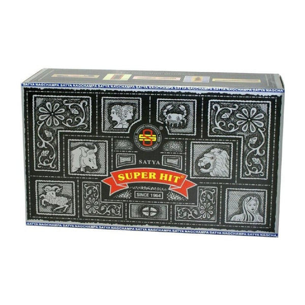Satya Super Hit Incense Sticks - 180 Grams - The Hippie House