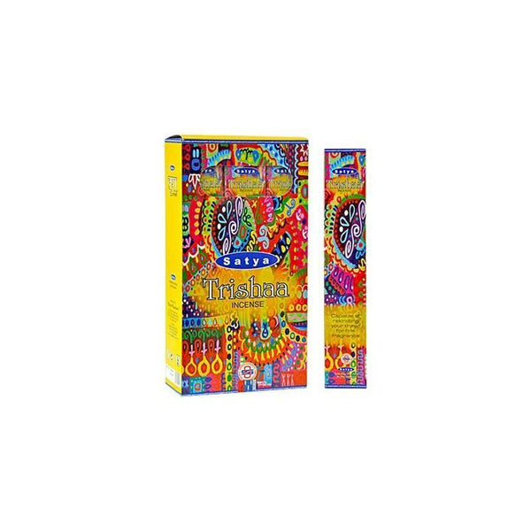 Satya Trishaa Incense Sticks - 180 Grams - The Hippie House