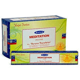 Satya Yoga Series: Meditation Incense Sticks - 180 Grams