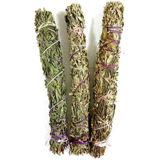 Smudge Stick - Lavender, Eucalyptus, Tea Tree and Cypress.   - The Hippie House