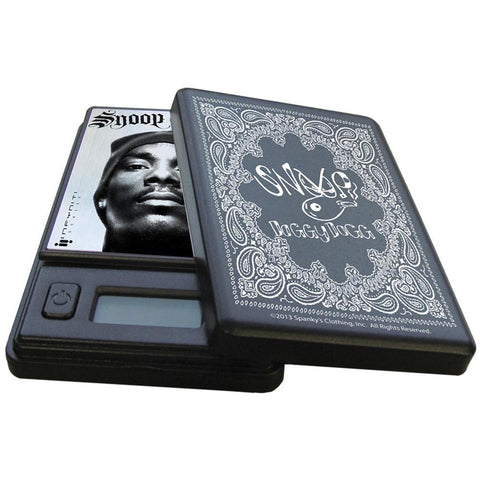 Snoop Dogg Digital Pocket Scale - 50g X 0.01g - The Hippie House