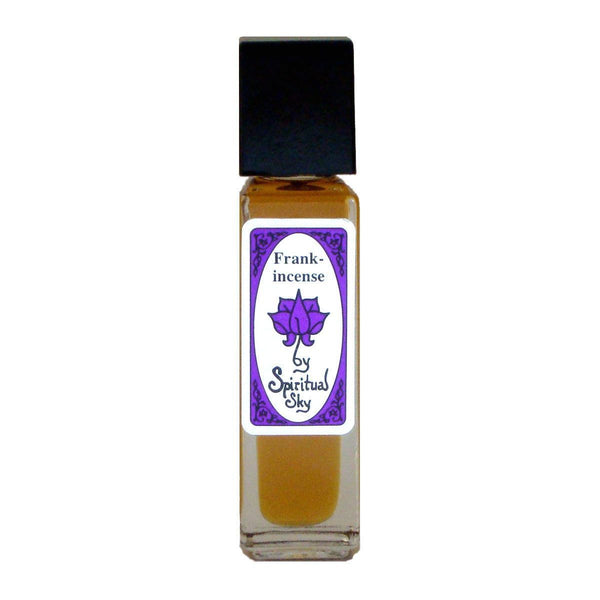 Spiritual Sky Perfume Oil - Frankincense - The Hippie House