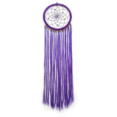 Purple String Dream Catcher - The Hippie House