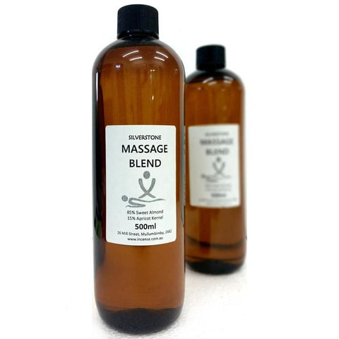 Sweet Almond / Apricot Kernel Massage Oil - 500ml - The Hippie House