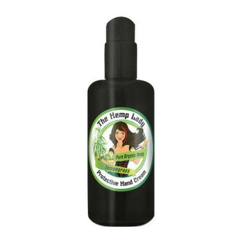 Organic Hemp Hand Cream 200g - Natural Fragrance - The Hippie House