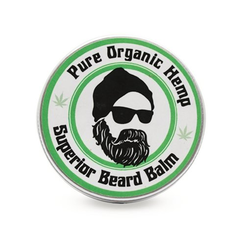 Organic Hemp Superior Beard Balm - The Hippie House