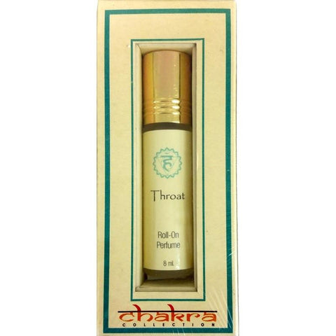 Throat Chakra Perfumed Oil - The Hippie House