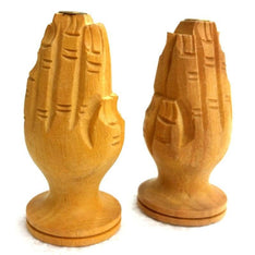 Tibetan Incense Holder - Praying Hands - The Hippie House