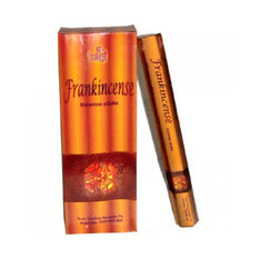 Tulsi Frankincense Incense Sticks - 6x20g - The Hippie House