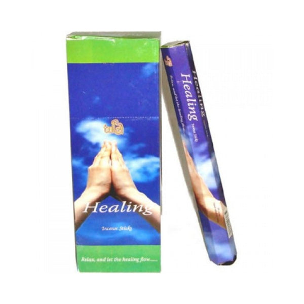 Tulsi Healing Incense Sticks - 6x20g - The Hippie House