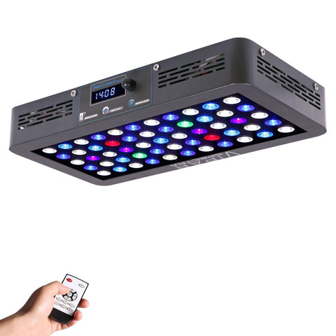 Viparspectra 165W LED Aquarium Light With Timer - The Hippie House