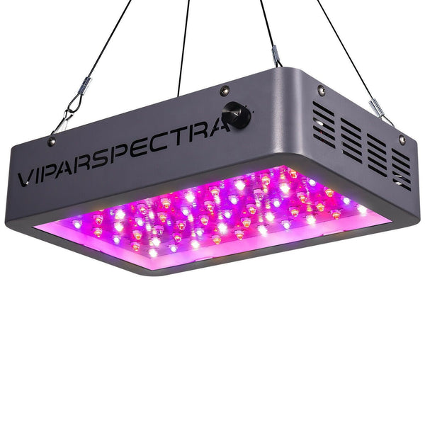 Viparspectra 600W LED Grow Light - 10W Dual Chips - VA600 - The Hippie House