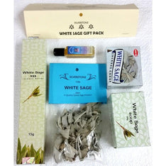 White Sage Gift Pack - The Hippie House