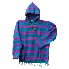 Wool Hoodies - Tasseled - The Hippie House