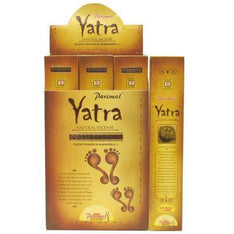 Yatra Incense Sticks - 15 Grams - The Hippie House
