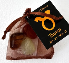 Zodiac Crystal Kit - Taurus - The Hippie House