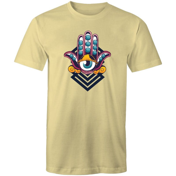 Men's Third Eye Hand T-shirt - The Hippie House