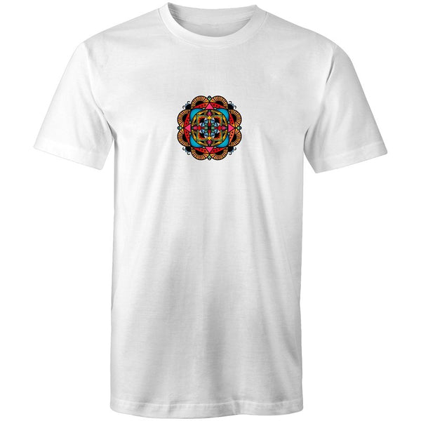 Men's Trippy Mandala T-shirt - The Hippie House