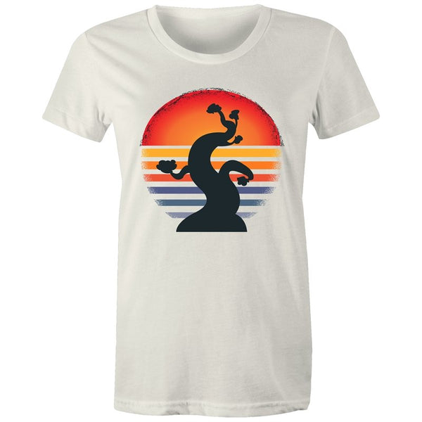 Women's Bonsai T-shirt - The Hippie House