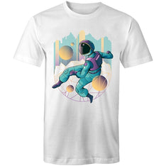 Men's Floating Astro T-shirt - The Hippie House