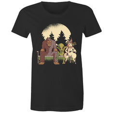 Women's Magical Creature T-shirt - The Hippie House