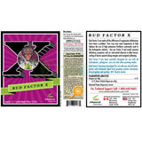 Advanced Nutrients Bud Factor X - 1L - The Hippie House