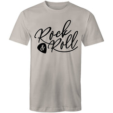 Men's Classic Rock And Roll Logo T-shirt - The Hippie House