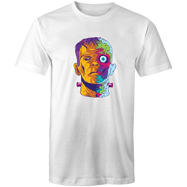 Men's Psychedelic Frankenstein T-shirt - The Hippie House