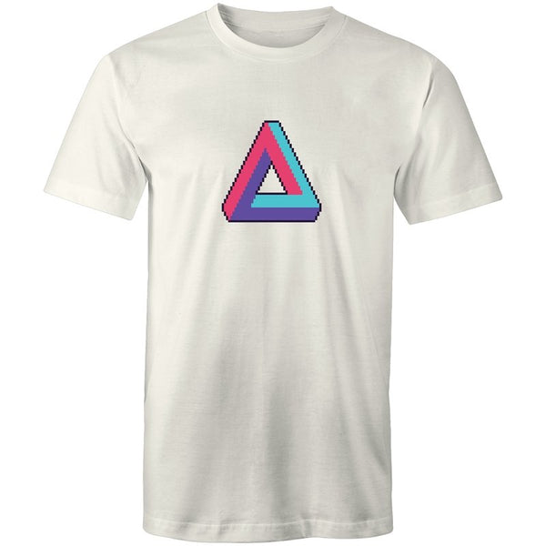 Men's Retro Wave T-shirt - The Hippie House
