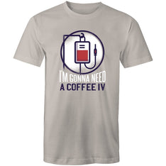 Men's I'm Gonna Need A Coffee IV T-shirt - The Hippie House